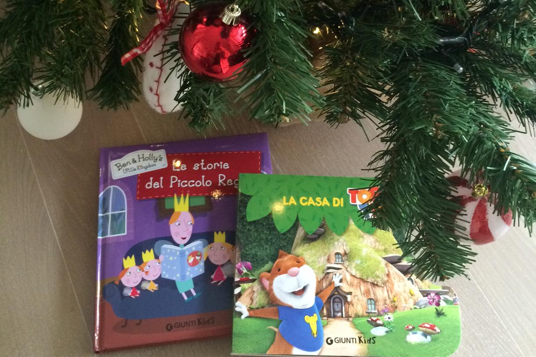 A natale ai bambini regalo libri ecco perch c 39 era una for Libri regalo