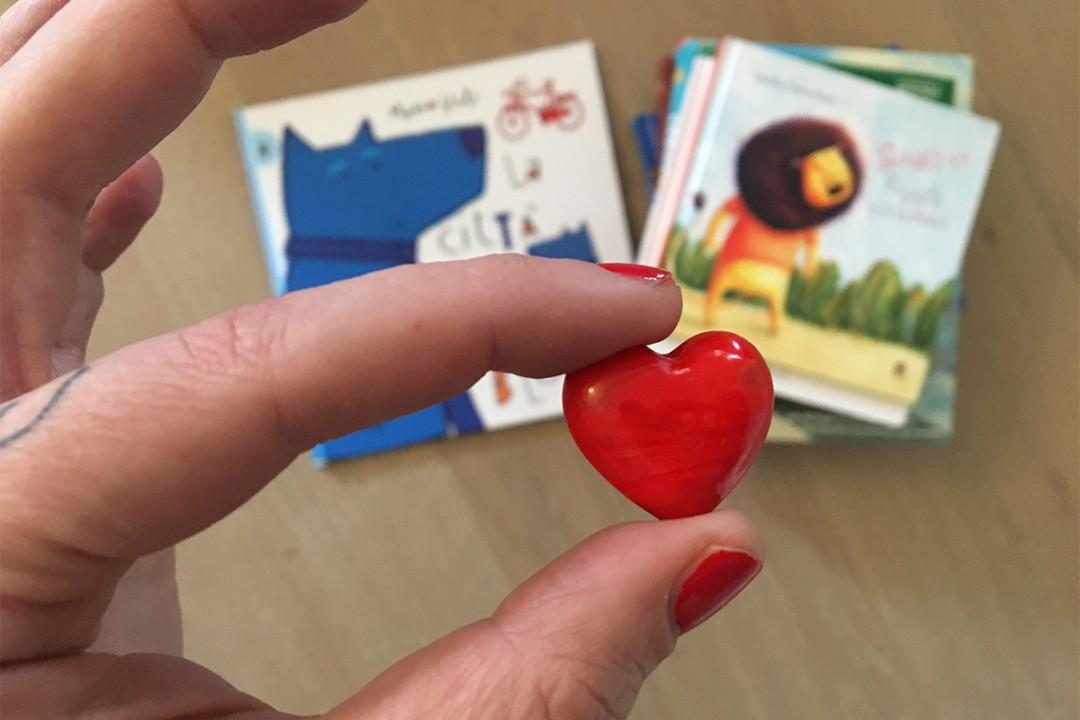 libri sull'amore per bambini
